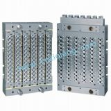 PET Preform Mould with Hot Runner System (72 Cavities)