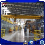 20t Lh Model Double Girder Overhead Crane Liftng Machine
