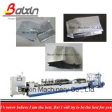 High Speed Plastic Central Seal Pouch Bag Making Machines
