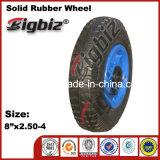 Factory Wholesale Super Cheap Solid Rubber Wheel (2.50-4)