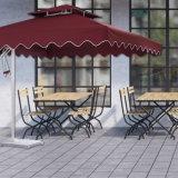 Custom Stylish Wholesale Price Garden Furniture Windproof Cheap Outdoor Patio Hotel Parasol Umbrella