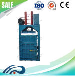 Automatic Hydraulic Press Packing / Fiber Baling Machine / Cotton Baler Machine for Waste Paper and Bottle Packing Machine 20 Tons Double Parallel Bars