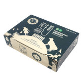 Supplier Customized Folding Colors Outer Packaging Corrugated Carton Boxes for Milk