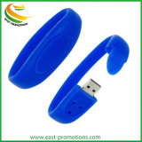 Wholesale Silicone Bracelet USB Flash Drive, Wristband USB Memory
