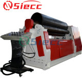 W12 CNC Machine Rolling and Sheet Metal Iron Cone Hydraulic Steel Plate Rolling Machine Price, Pipe and Tube