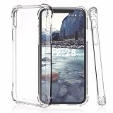 for iPhone X Edition Case Bumper Antislip Antiscratch Cover for iPhone 10 - HD Clear