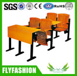 Modern Style School Furniture Step Desk and Chair (SF-09H)