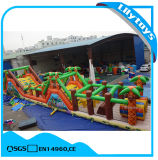 Durable PVC Cheap Giant Inflatable Obstacle Course for Sale