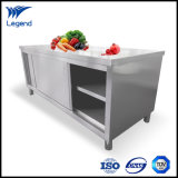 304 or 430 Stainless Steel Commercial Kitchen Equipment