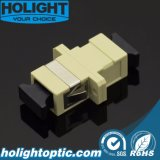 Sc to Sc Fiber Optic Flange Adapter with Good Price