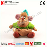 ASTM Plush Rat Soft Toy Stuffed Animals Mouse for Kids/Children