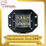 12W 3inch CREE LED Driving Light with 4D Reflector