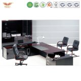 Custom-Made High Gloss CEO Office Furniture Luxury Office Table Executive Desk