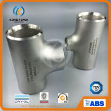 Top Sale Sch40s Wp316/316L Stainless Steel Smls Equal Tee Pipe Fitting (KT0204)