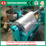 Automatic Slag Removal Centrifuge Edible Oil Filter Machine