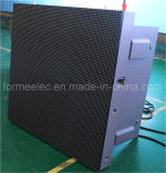 Outdoor P8 LED Display SMD3535 Full Color 1/4scan Iron Cabinet
