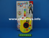 New Musical Instrument. Guitar Kids Plastic Toys (652001)