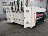 Automatic Corrugated Cardboard Flexo Printing Slotting Die-Cutting Carton Machine