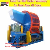 Whole Rubber Scrap Tires Recycling Equipment From China Factory