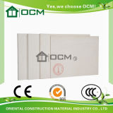 Fire Proof Material Magnesium Oxide Panel Wall