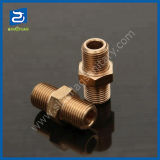 Brass Air Conditioning Pipe Fitting Male Thread Flare Union Tube Fitting