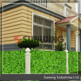 Artificial Hedge Garden Privacy Grass Hedge Fence