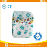 Happy Disposable Ultra Soft Sleepy Baby Diaper in Bale Made in China Factory