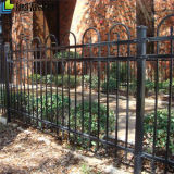 4ft Galvanized Pipe Iron Bar Fence with Best Price