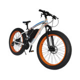 Aluminium Alloy Frame 26 Inch Fat Tire Electric Mountain Bike Electric