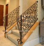 Cheap Matal Handrails Wrought Iron Stair Hand Railing Baluster