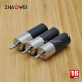 Factory Selling 16mm Sewing Machine Micro DC Gear Motor