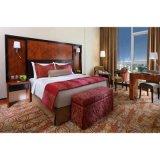Luxury Modern Design Cheap Hotel Used Furniture Wood Burl Veneer Bed Room Furniture Bedroom Sets