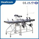 Ce Approved Cheap Hospital Ordinary Obstetric Table (HC-83A)