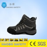 Factory Direct Good Price Casual Climbing PU Sole Steel Toe Genuine Leather Waterproof Industrial Work Working Safety Footwear