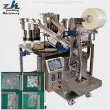 Auto Small Pouch Screw Nut Bolt Parts Counting and Weighting Packing Packaging Sealing Machine for Plastic Parts/Fasteners/Screw Gaskets/Granules/Tablets