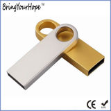 Full Metal Material Mini USB in Sliver or Golden (XH-USB-141)