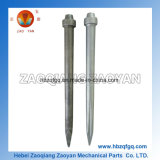Pneumatic Pick Drill Rod for Quarrying