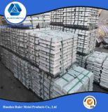 Sale Pure Zinc Ingot Zamak Used in Castings with Certain Requirements for Mechanical Strength.