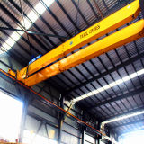 2t Eot Crane Double Girder Bridge Crane for Plastic Factory