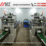 Layer Cake Automatic Feeding and Packaging Machine System