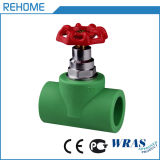Dn32 PPR Fittings Stop Valve for Water Supply
