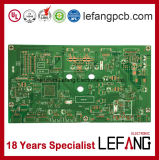 Double-Sided Circuit Board PCB for Intercom Device Security PCB