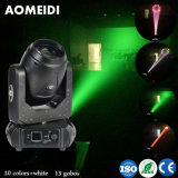 100W Sharpy Beam Spot LED Moving Head Stage Wedding Lighting