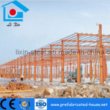 Earth Quake Resistance Modular House Factory Construction Steel Structure Workshop