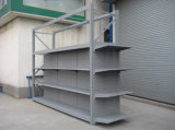 Steel Supermarket Equipment for display Shelf and Storage Rack Combination