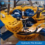 SPA8 High Quanlity Module designed Full Hydraulic Pile Breaker