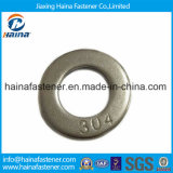 High Quality Stainless Steel 304 DIN125 Plain Washer & Flat Washer