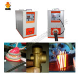 6kw Ultrahigh Frequency Brazing Alloy Induction Welding Rod Machine