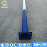 9-12m Hot-DIP Galvanized Street Light Pole with Curved Arm