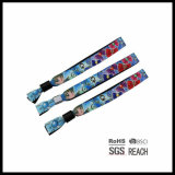 Sublimation Printing Wrist Short Strap Lanyard Hand Strap for Promotion and Advertising